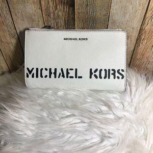 Michael Kors Phone and Wallet Wristlet